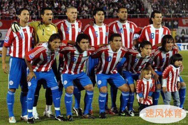 巴拉圭足球是南美顶尖强队
