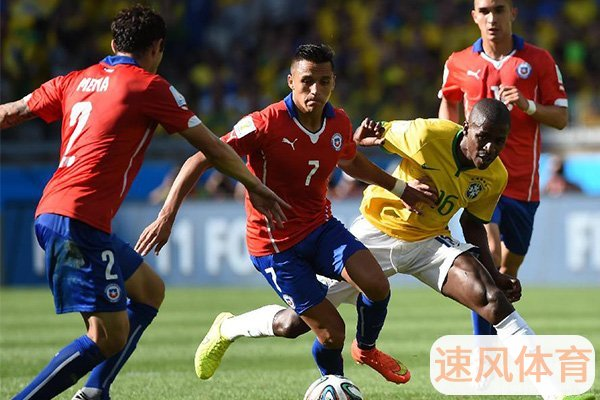 智利球队近些年实力在增强