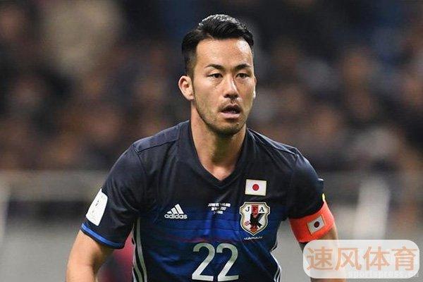 日本足球近些年有着一批出色的球星