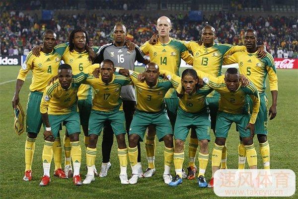 南非是第一个举办世界杯的非洲球队