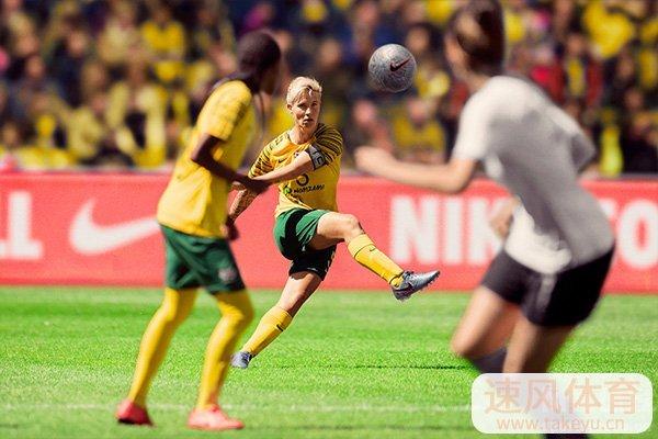 南非世界杯女足也是世界顶尖